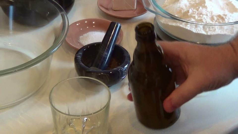 Домашний имбирный квас. Рецепт приготовления
