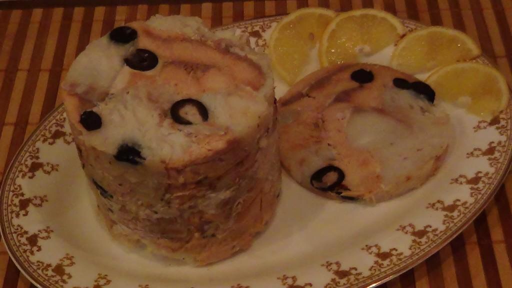 Ветчина из рыбы рецепты