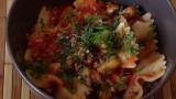 Фарфалле с мидиями рецепт приготовления