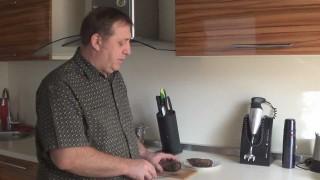 Филей говяжий варёно-копчёный.