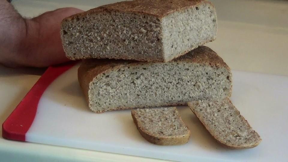 Французский деревенский хлеб.Рецепт приготовления