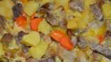 Говядина в сметане. Рецепт приготовления