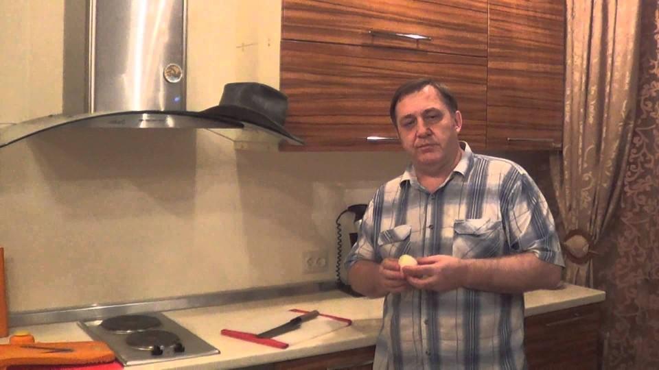 Как быстро нарезать лук. Рецепт