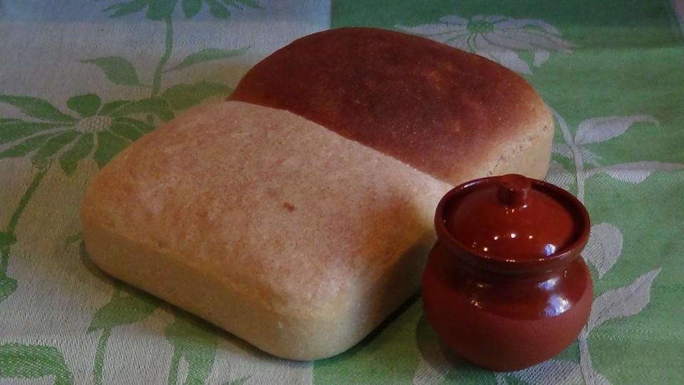 Как испечь домашний хлеб на закваске. Рецепт приготовления