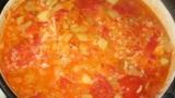 Консервированный салат с рисом. Рецепт приготовления