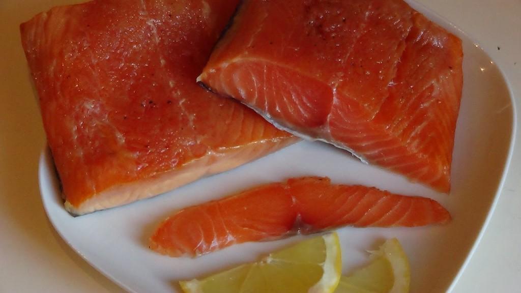 Копчение филе лосося в домашних условиях. Видео рецепты - как приготовить еду