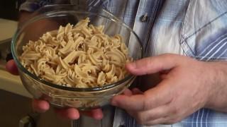 Макароны своими руками: фузилли. Рецепт приготовления
