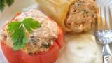 Перец фаршированный рецепт приготовления