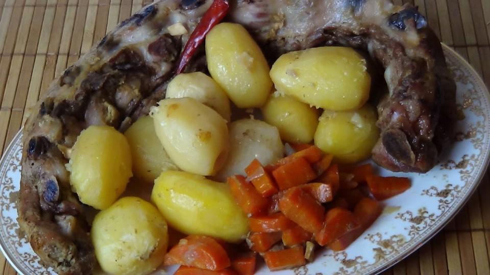 Ребрышки по-деревенски рецепт приготовления