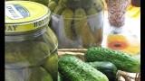 Рецепт хрустящих маринованных огурцов на зиму. Рецепт приготовления