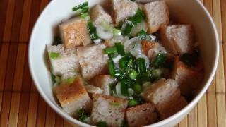 Тюря: русский холодный суп. Рецепт приготовления