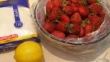 Варенье клубничное по французски. Рецепт приготовления