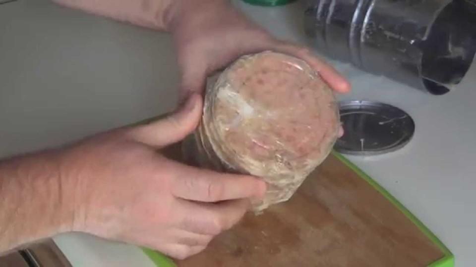 Ветчина домашняя. Рецепт приготовления. Ветчина в домашних условиях