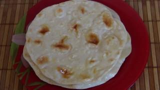 Хлеб бездрожжевой (чапати). Рецепт приготовления