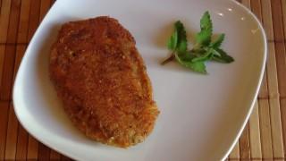 Котлеты из баклажанов (греческая кухня). Рецепт