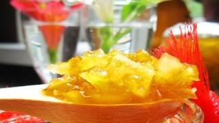 Варенье из кабачков рецепт