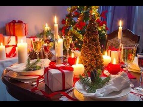 Новогодний стол.Рецепты для праздничного стола