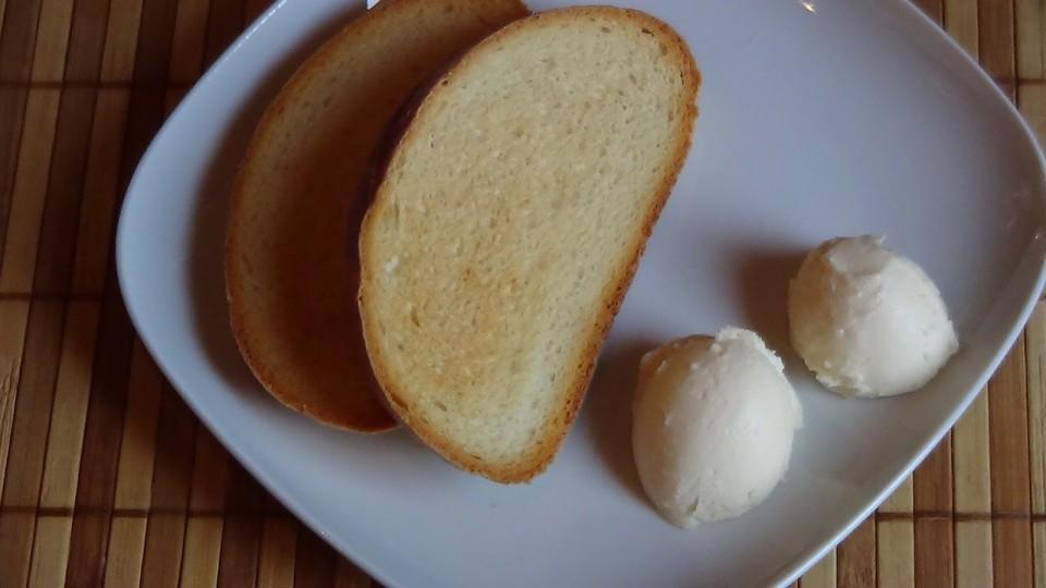 Домашнее сливочное масло с мёдом. Рецепт приготовления
