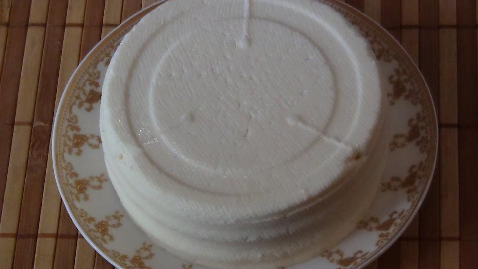 Домашний сыр. Рецепт приготовления