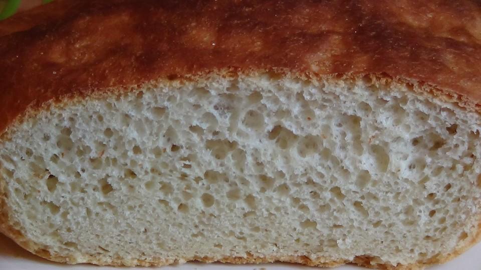 Домашний хлеб на имбирном квасе. Рецепт приготовления