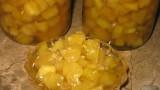 Кабачковое варенье. Рецепт приготовления