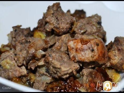 Мясо запеченное в рукаве. Рецепт приготовления