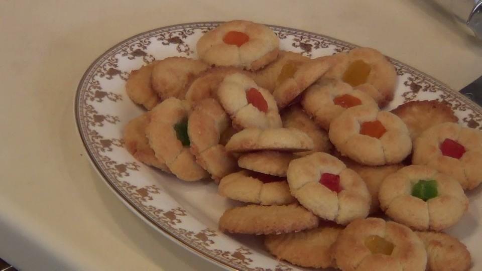 Пресс для домашнего печенья