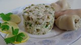 Салат с кальмарами рецепт приготовления
