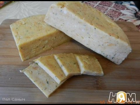 Сыр домашний  Рецепт приготовления