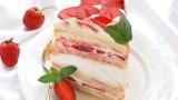 Торт «Клубника со сливками». Готовим дома