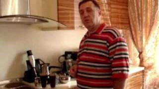 Варим кофе в электрической турке