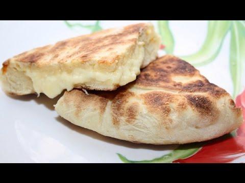 Хачапури по тбилисски . Рецепт приготовления