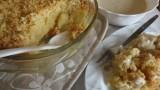 Яблочный крамбл. Рецепт приготовления